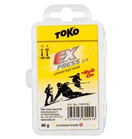 Toko Toko - Allround - all temp Express Rub On wax