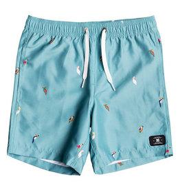 DC DC - All season Beach Short - Maui Blue - 10/S
