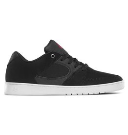 éS éS - Accel Slim - Black/White/Red - 41-26,5cm-8,5