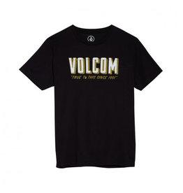 Volcom Volcom - Camp SS - BLK - 8/S