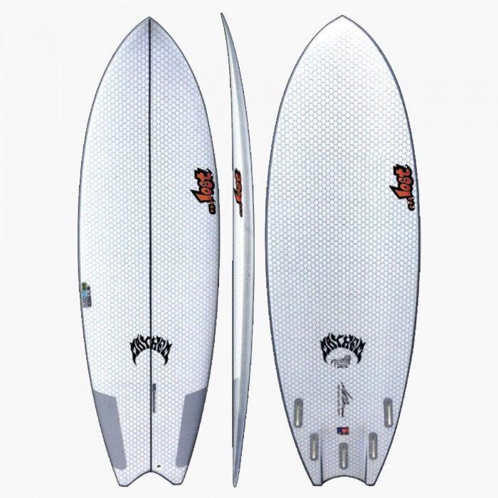 Lib-Tech Lib-Tech - 5'10'' Puddle Fish 38L 21,75' 2,63'' Surf