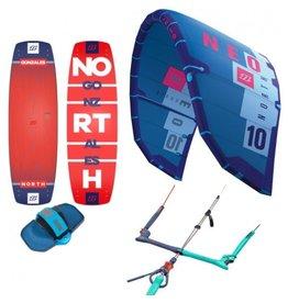 North Kiteboarding Start & allroundpakke kite