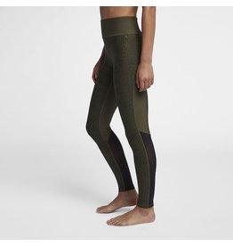 Hurley Hurley - Cheetah Legging - S - Mesh - Cargo Khaki (325)