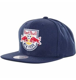 Mitchell & Ness Mitchell & Ness - Team Solid Snapback - NY Red Bull