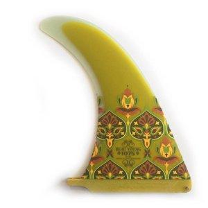 The Salty Merchants TSM Beau Young 10'75 fin mustard