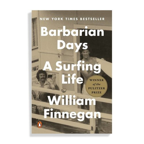 Barbarian days softcover