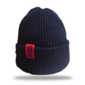 Sea Sick Surf Sea Sick Surf black beanie