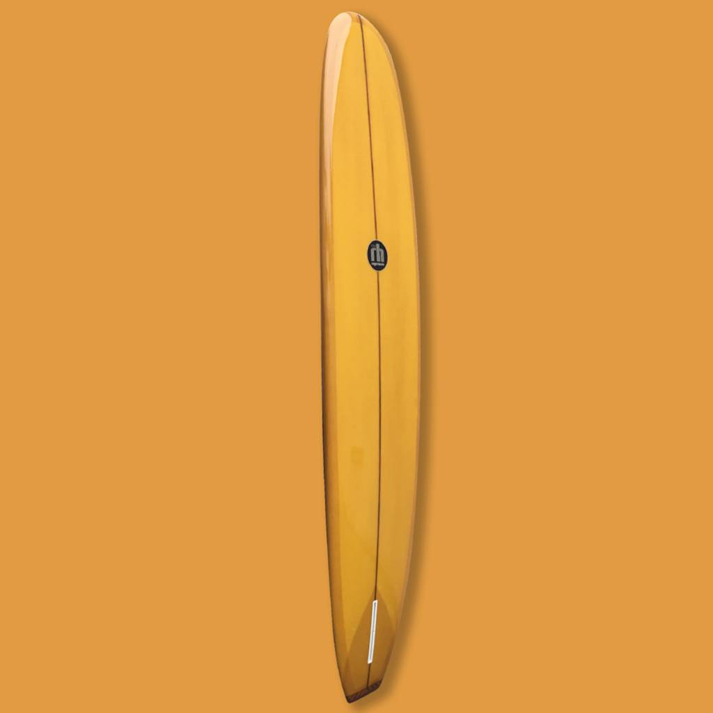 Roger Hinds classic orange 9'2
