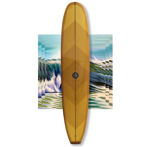 Roger Hinds classic orange 9'2/SOLD/