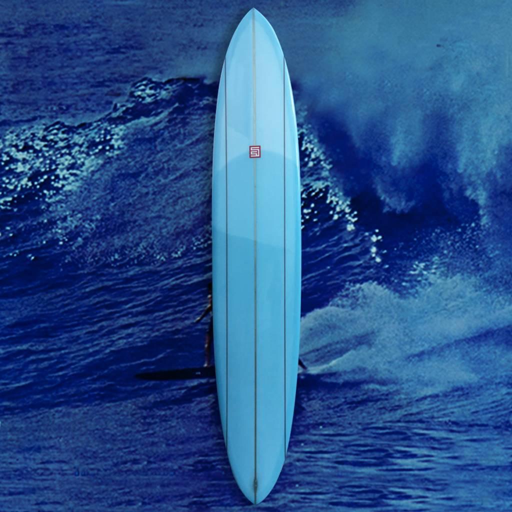 Shawn Stussy glider 10'1 blue