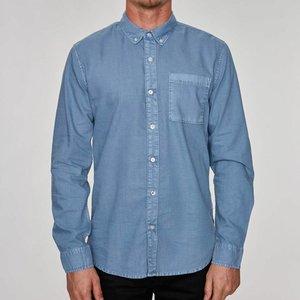 Roark Revival Roark well worn oxford l/s shirt