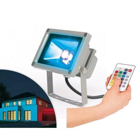 LED Spot Easymaxx 16 kleuren voor zowel binnen als buiten. | Action ...