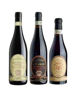 Vaona Vaona pakket + wijnkist