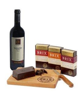 Bruna Grimaldi Chocolade en wijn