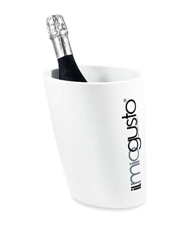 Il Miogusto Wijnkoeler + 1 fles prosecco spumante (black)