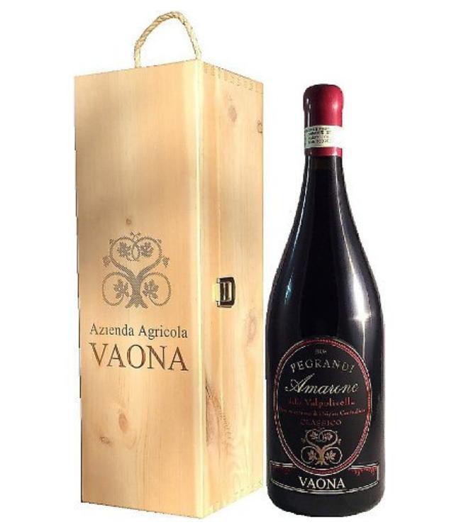 Vaona Amarone Pegrandi della Valpolicella Classico DOCG Magnum (1,5L) 2012