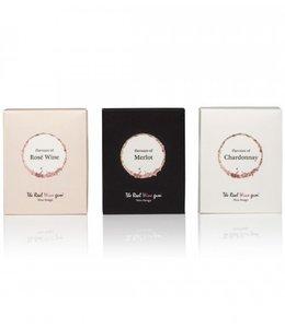 The Real Wine Gum Trio Chardonnay, Merlot & Rose