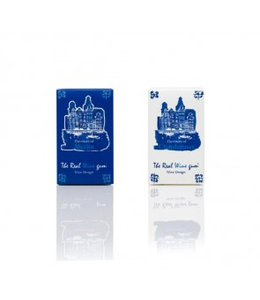 The Real Wine Gum DUO Mini snoopers Delft Blue