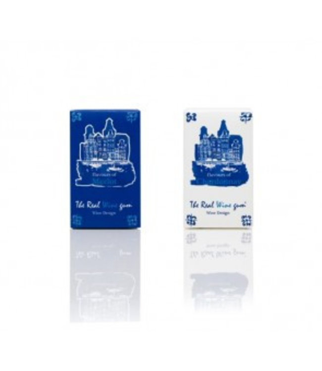 The Real Wine Gum DUO Mini snoopers Delft Blue