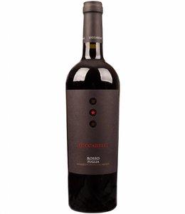 Vigneti del Salento (Farnese Vini) Luccarelli Rosso Primitivo Sangiovese 2016