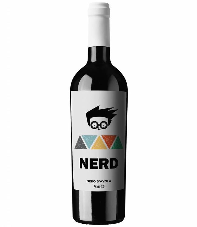 Ferro 13 Nerd (Nero d'Avola Sicilia DOC)