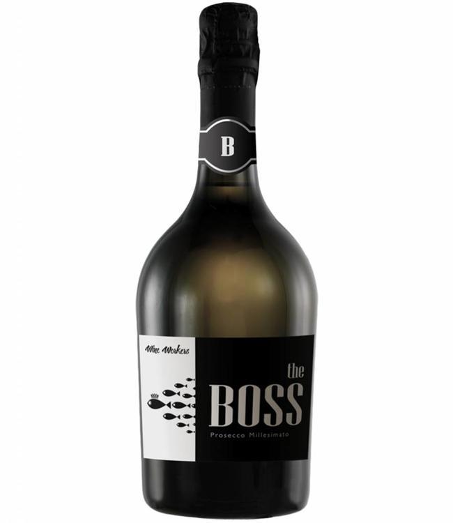 Ferro 13 The Boss (Prosecco DOC Millesimato Extra Dry)