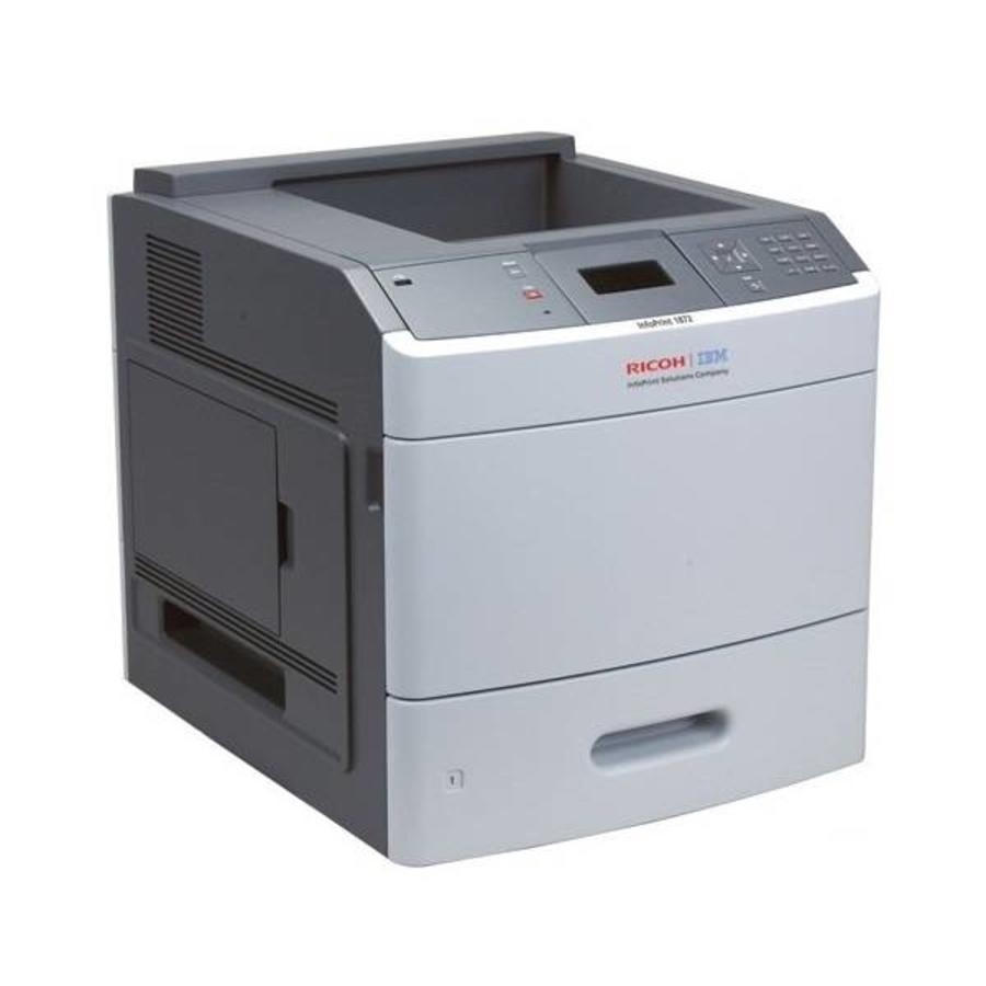 Netwerk Laserprinter Infoprint 1872 refurbished