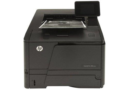 HP Netwerk Laserprinter M401dn Refurbished