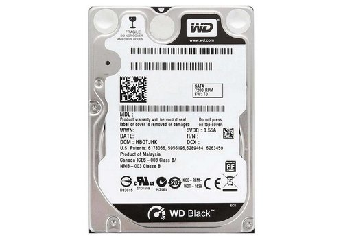 Western Digital WD Scorpio Black 320GB