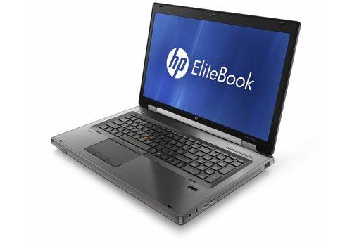 HP EliteBook 8760W i7
