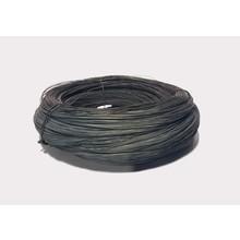 Ring vlechtdraad zwart gegloeid 25kg