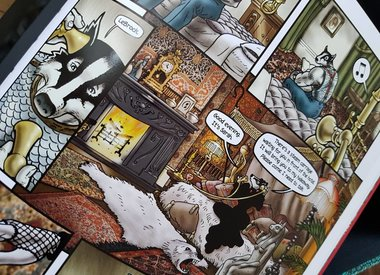 Comics, Englisch