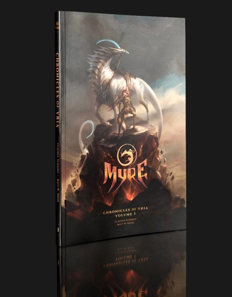 Alector Fencer MYRE - Chronicles of Yria Volume 1 (Englisch)
