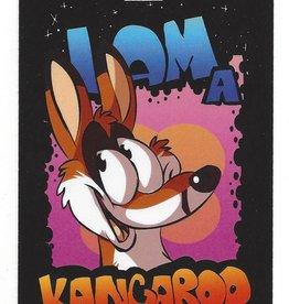 Flacko Weasel Marsupial-Badges
