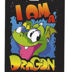 Flacko Weasel Dragon-Badges