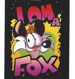 Flacko Weasel Fox- Badges