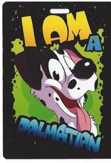 Flacko Weasel Canis-Badges
