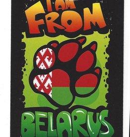 Flacko Weasel Country-Badges , Eastern Europe