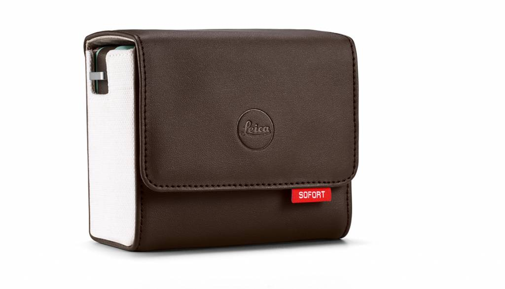Leica Case SOFORT, brown