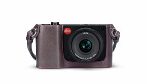 Leica Leica Protector TL, leather, stone grey
