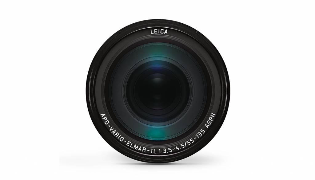 Leica APO-VARIO-ELMAR-TL 55-135mm f/3.5-4.5 ASPH., black