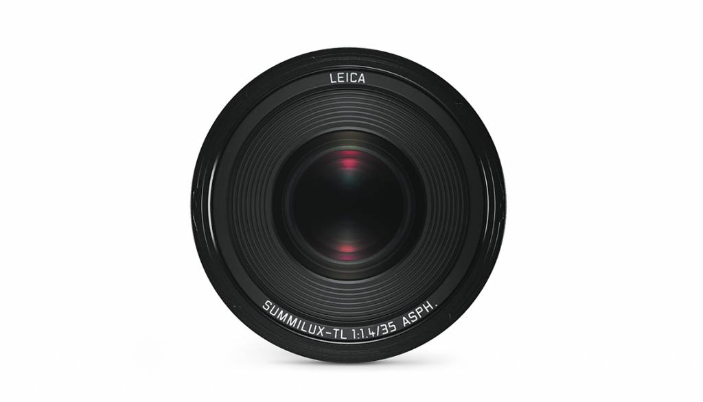 Leica SUMMILUX-TL 35mm f/1.4 ASPH., black