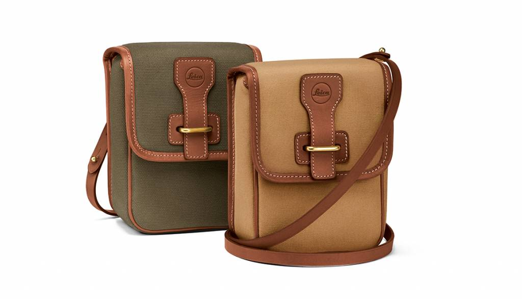 ANEAS Bag for Leica Binocular 42mm, light brown