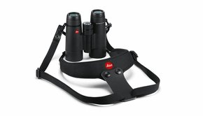 Leica Leica Neoprene Binocular Strap Sport, pitch black