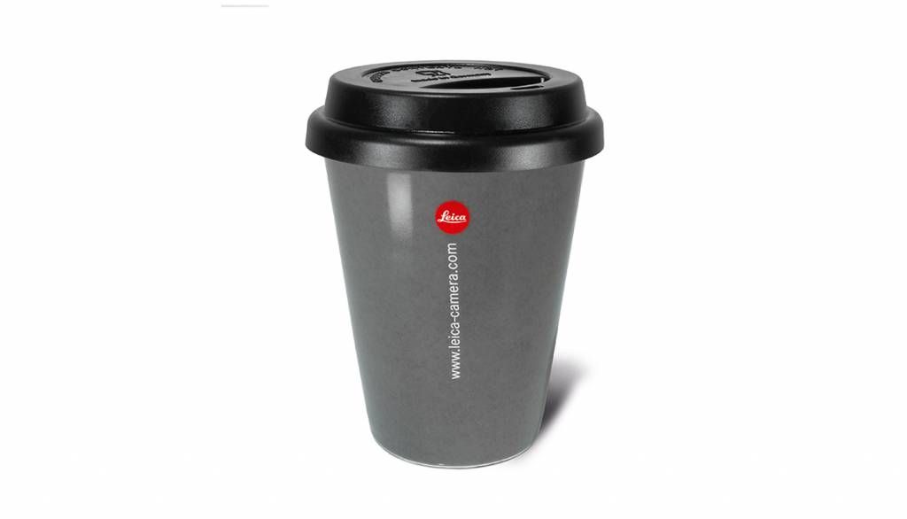 Leica Coffee Mug, grey