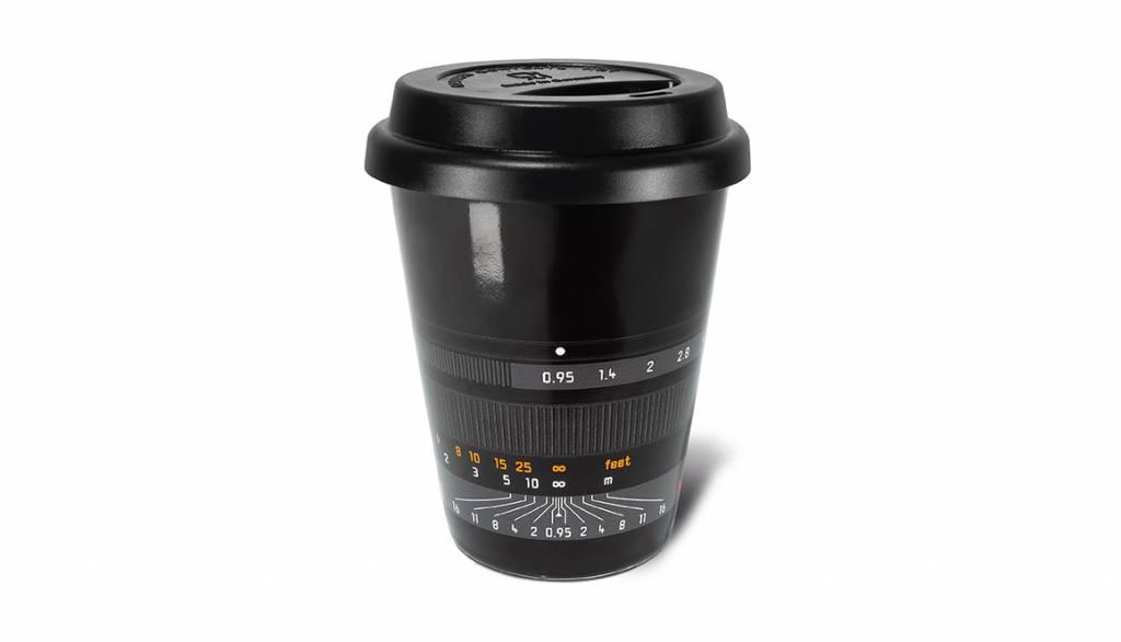 Leica Coffee Mug Noctilux-M 50, black