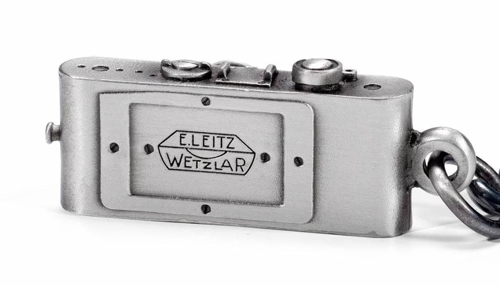 Leica Key Ring Ur-Leica