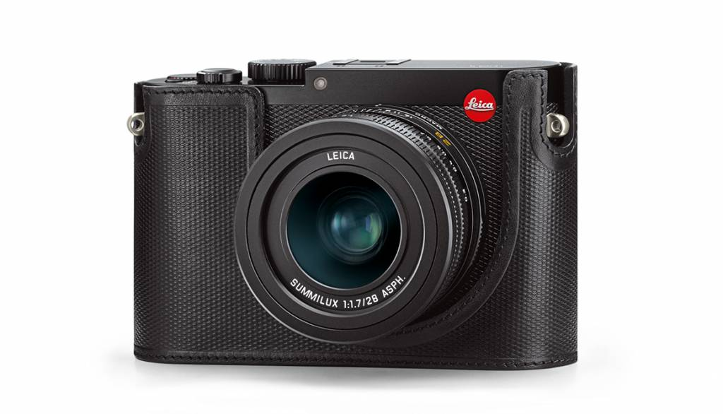 Leica Protector, Q (Typ 116), leather, black