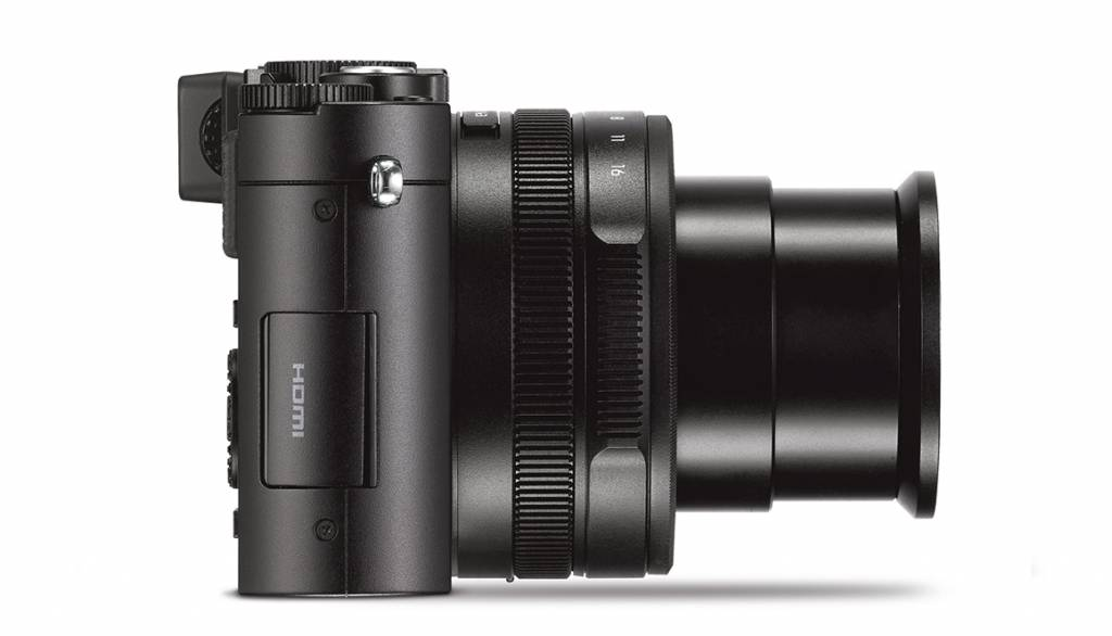 Leica D-LUX (Typ 109), black