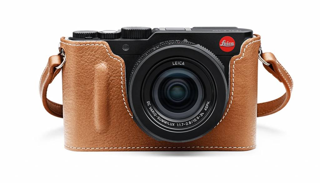 Leica Protector, D-LUX (Typ 109), leather, cognac